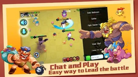 BarbarQ   QooApp  Anime Games Platform     BarbarQ