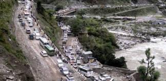Badrinath National Highway