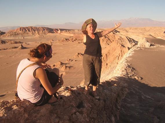 Désert San Pedro de Atacama -circuit Pérou Bolivie Chili