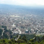 72910 - Bogota von oben