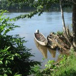 Einbaum-Boote