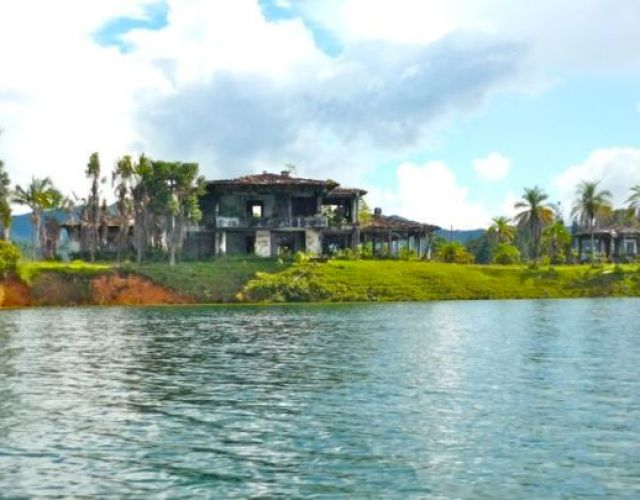 Pablo Escobar mansion