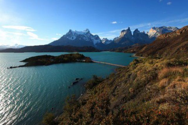 hiking trails in south america - W-TRAIL AND CIRCUIT - TORRES DEL PAINE (CHILE)