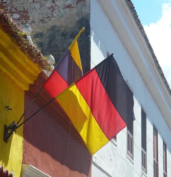 Colombia - Deutschland
