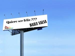 Willst du glücklich sein ??? Tanz Salsa Genau mein Spruch!