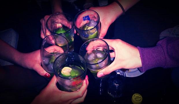 Caipirinha party
