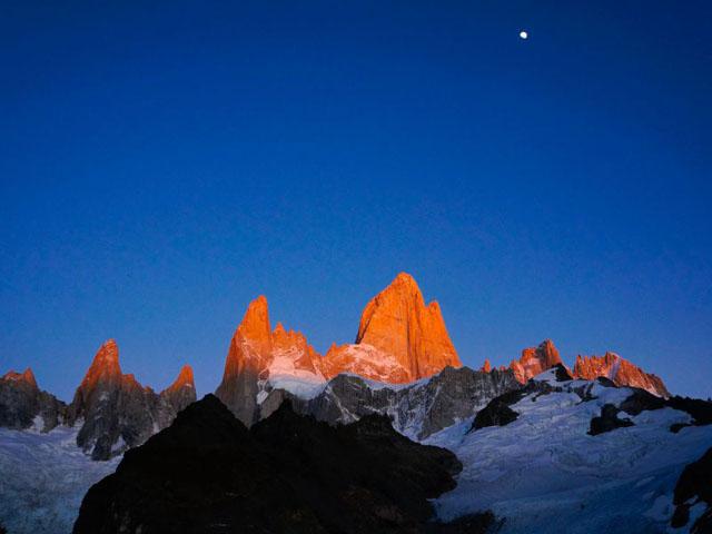 Fitz Roy, Patagonie, Argentine