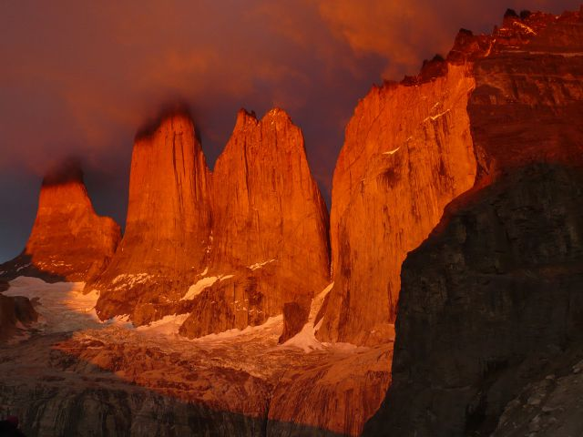 The natural beauty of Patagonia