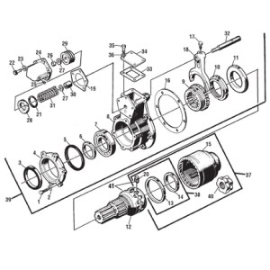 Eaton Fuller Power Divider Parts Diagram  Wiring Diagram Pictures