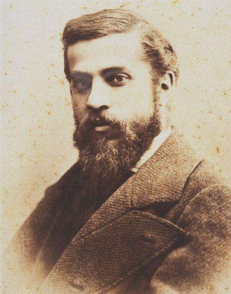 Antoni Gaudí, 1878