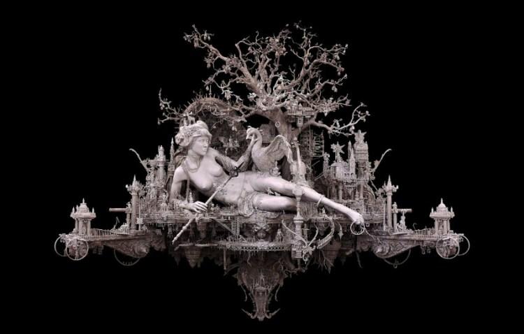 Image result for Kris Kuksi