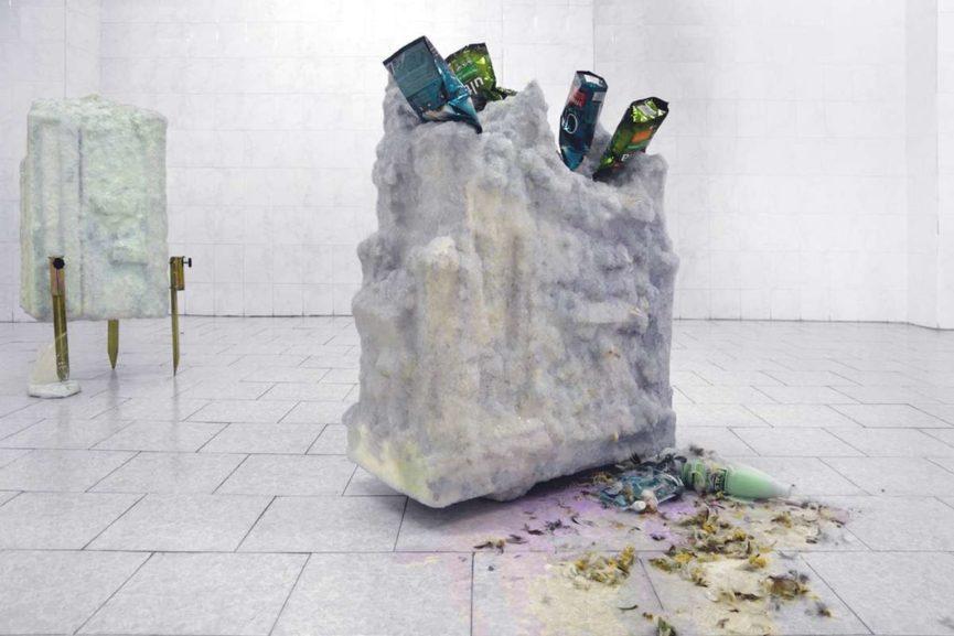 Michele Gabriele Installation, via www.fy-ca com