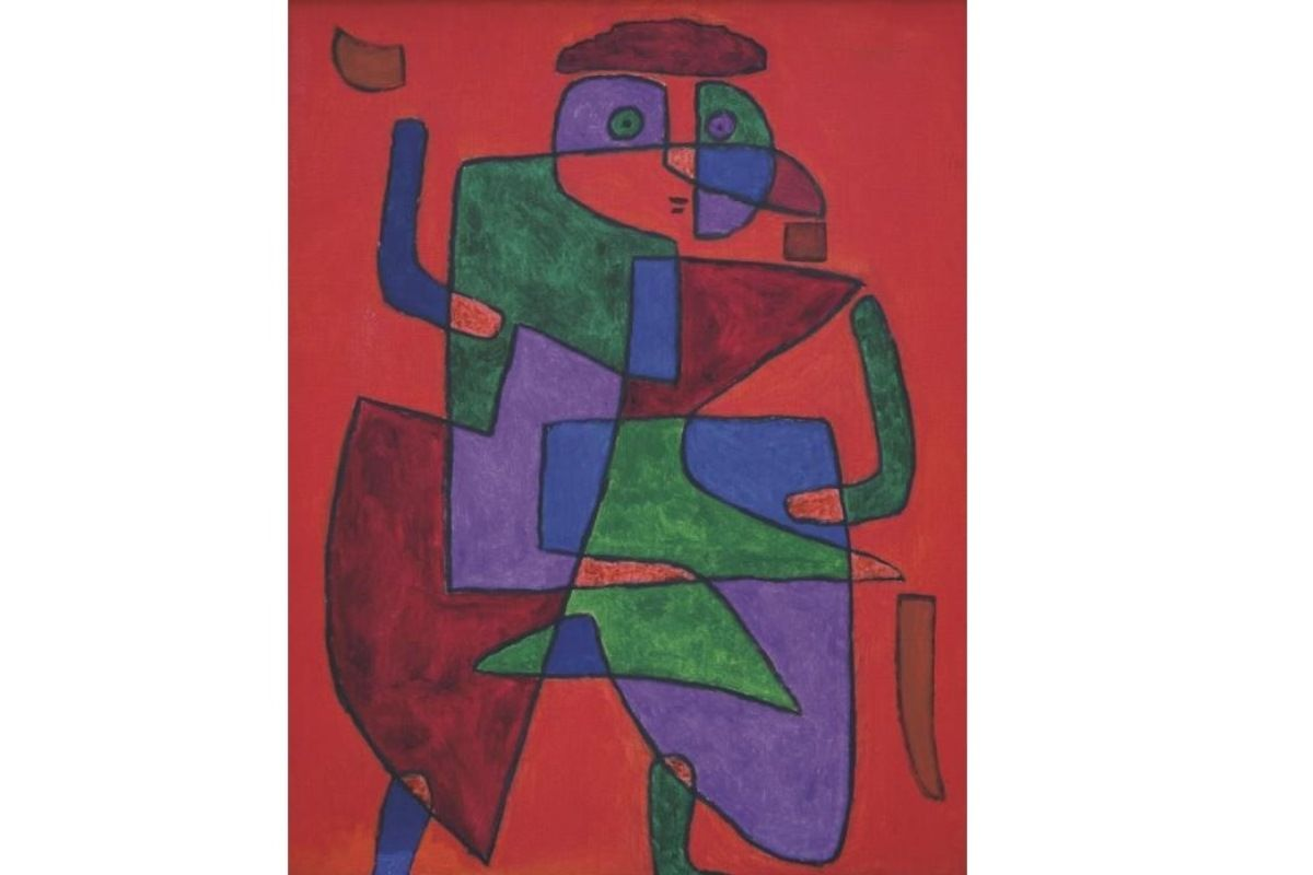 Art Projects For Kids Artist Paul Klee Quotthe Grooms