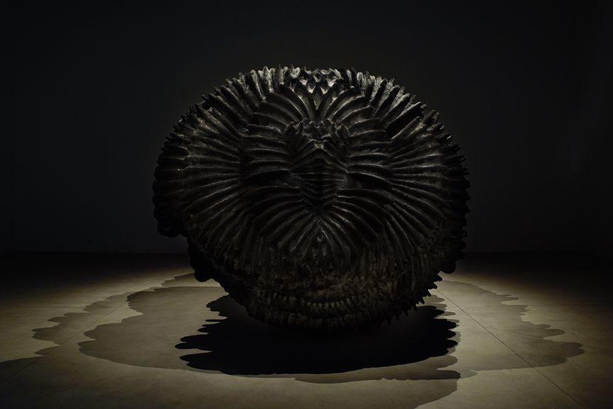 Roberto Cuoghi - Pazuzu Figure, via leconsortium fr