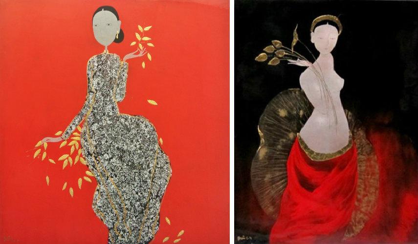 Image result for DINH QUAN artist