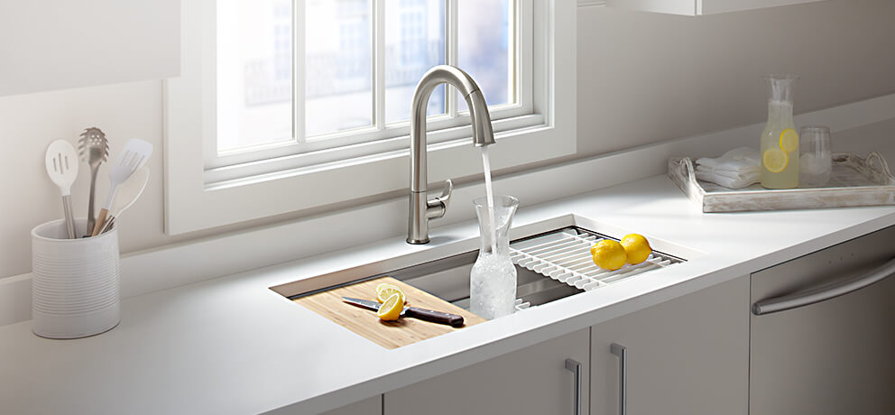 to install a kitchen sink diy guide