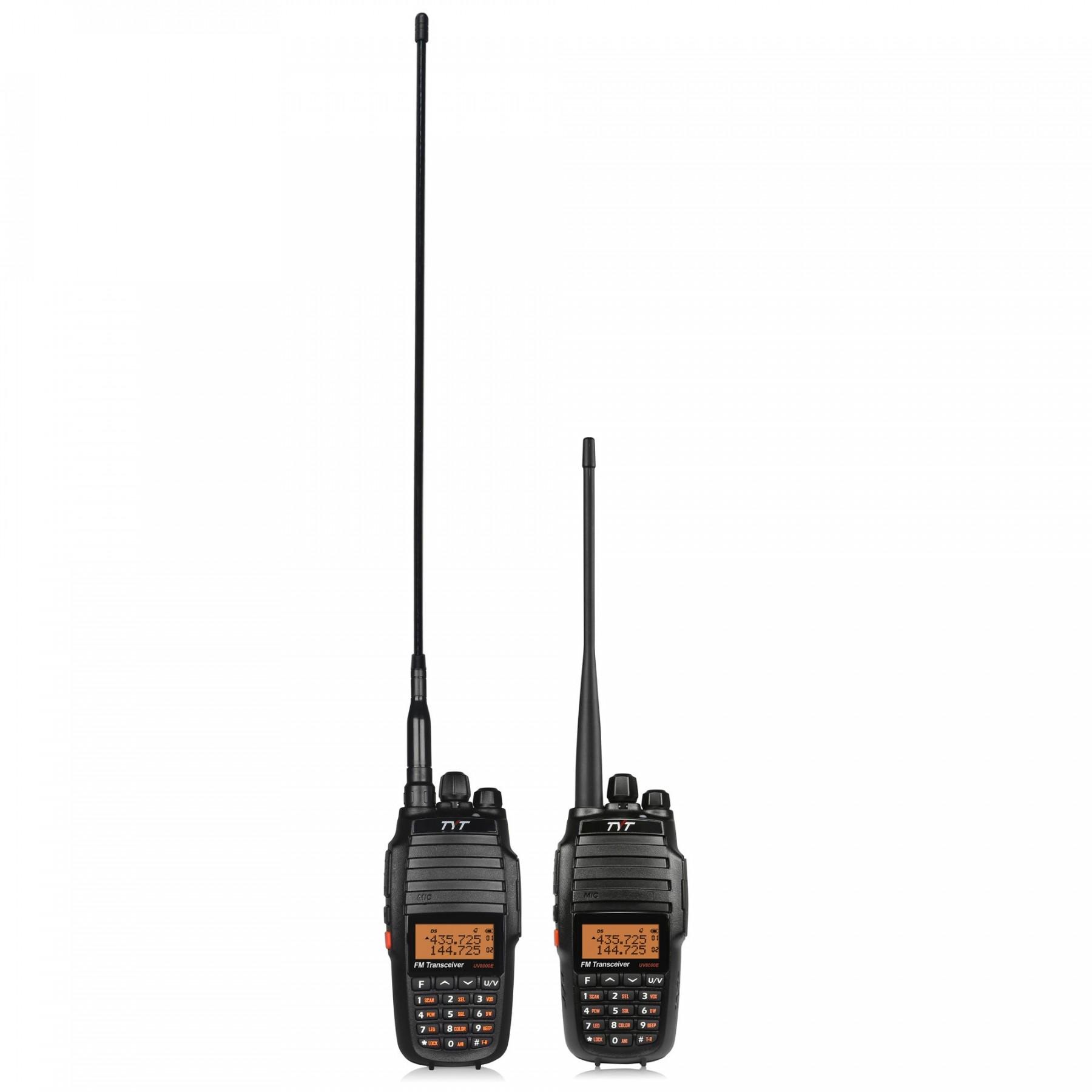 Tyt Uv E Dual Band Two Way Radio Walkie Talkie