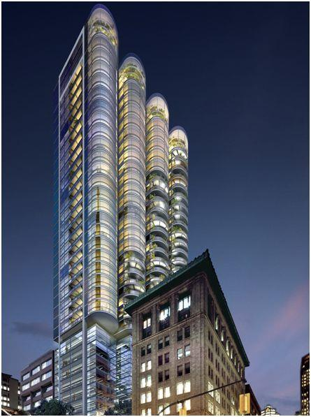 Jameson House in Vancouver, BC | Prices, Plans, Availability