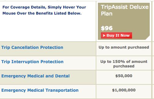 Aaa Travel Insurance