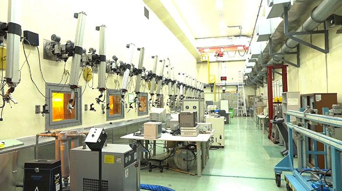 한국원자력연구원의 파이로프로세싱 실험시설