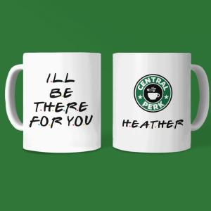 Central Perk Coffee Mug - Friends