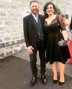 Amanda & Pat Freeman