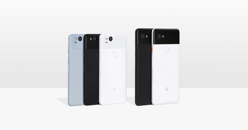 Pixel 2 does not have duo-cameras