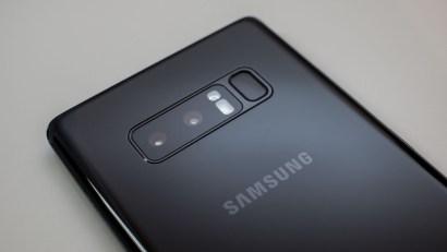 Samsung Galaxy Note Dual-Camera Setup
