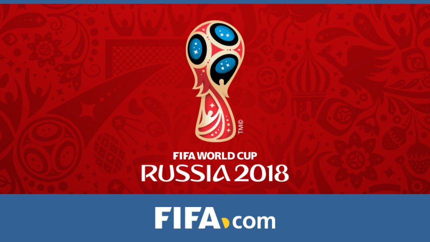 FIFA World Cup in Russia 2018