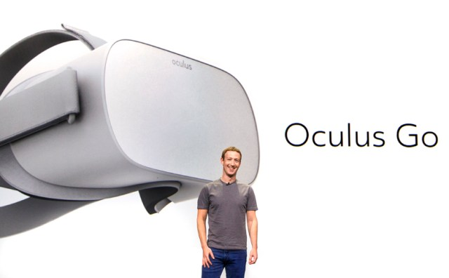 Oculus Go Headset - This Week's Talking Points
