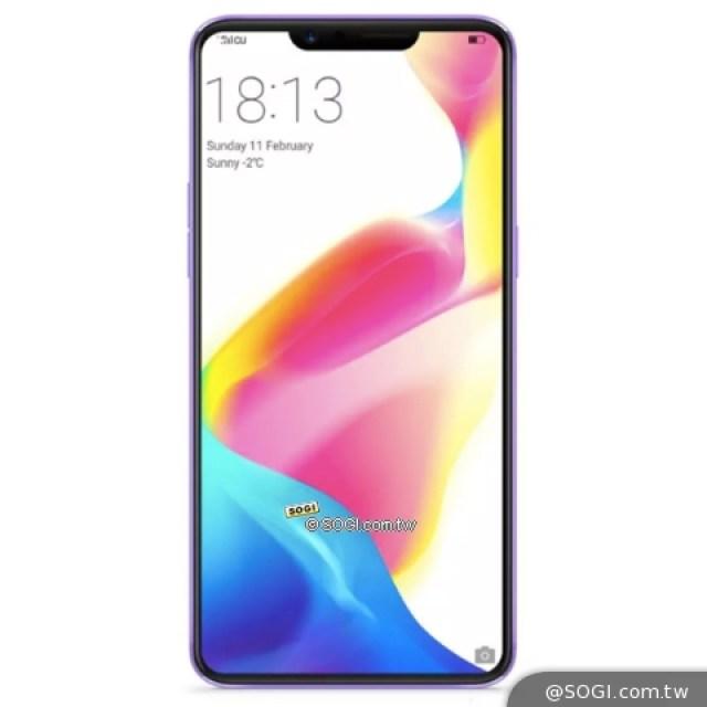 OPPO下一代新手機型號確定R15 採用瀏海全螢幕設計