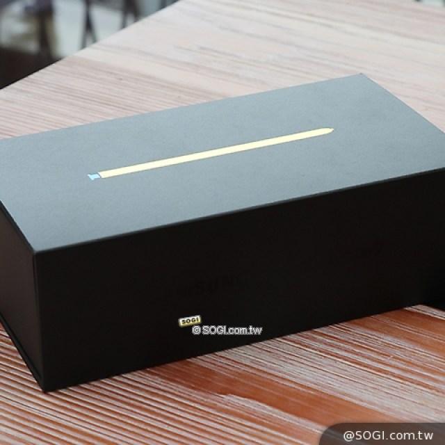 三星Note 9開箱 Exynos 9810與S845跑分測試