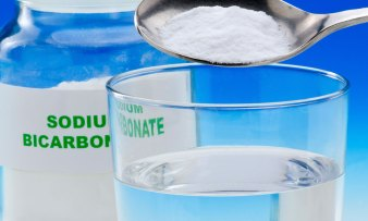 Image result for BAKING SODA + WATER