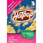 calories in hotpop microwave popcorn