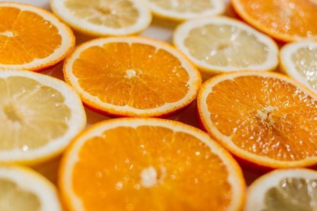 orange fruit juicy food vitamin healthy citrus pulp