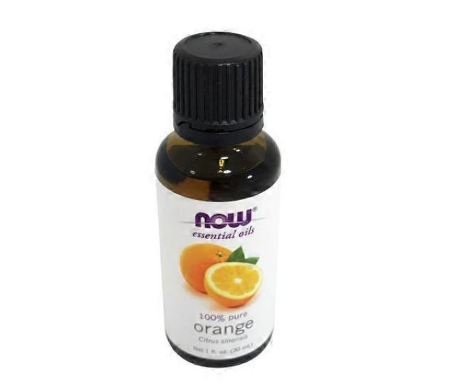 Now  Pure Orange Essential Oil