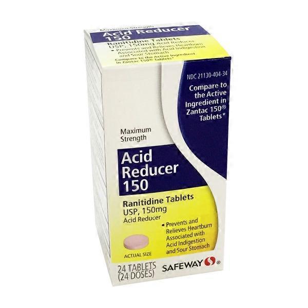 Buy Ranitidine Tablets