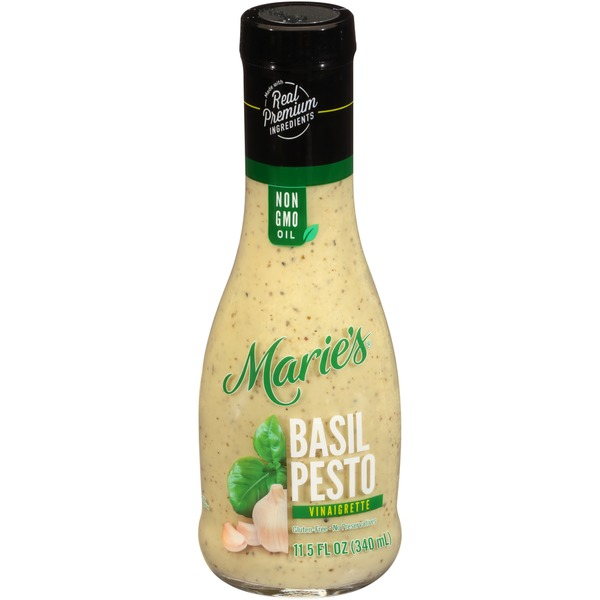 Marie39s Basil Pesto Vinaigrette from Safeway Instacart