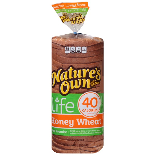 Nature39s Own Life Honey Wheat Bread from Kroger Instacart