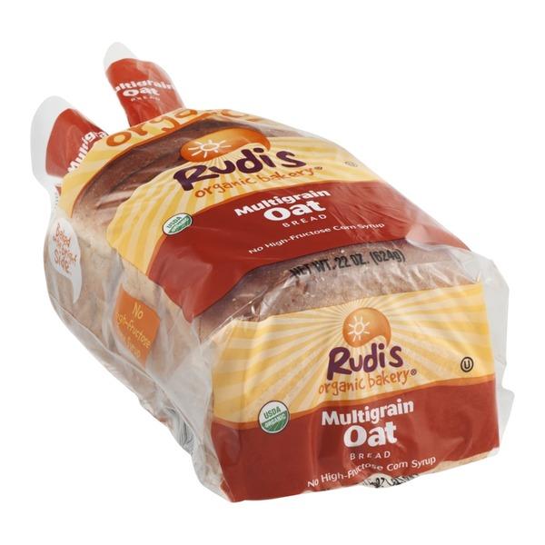 Rudi39s Organic Bakery Organic Bakery Bread Multigrain Oat