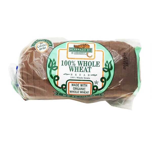 Alvarado St Bakery Organic Whole Wheat Bread from Whole