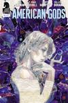 American Gods: Shadows #4 (David Mack variant cover)