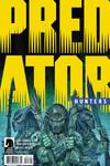 Predator: Hunters #4 (Francisco Ruiz Velasco Variant Cover)