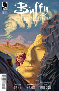 Buffy the Vampire Slayer: Season Ten #14 (Steve Morris cover)