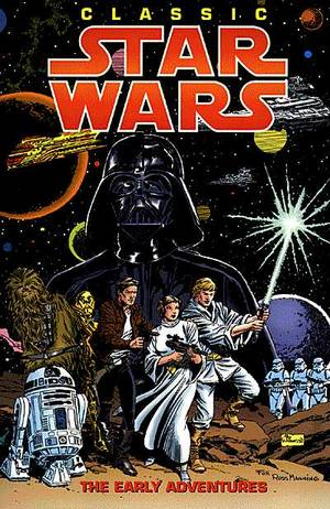 Classic Star Wars The Early Adventures Tpb Profile