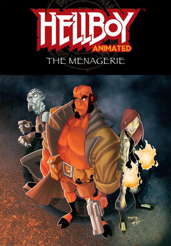 Men X Volume Series Animated 3