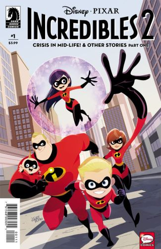 Image result for Incredibles: Crisis in Mid-Life