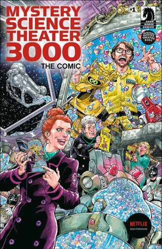 Image result for mystery science theater 3000 #1