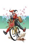 Harley Quinn #22 (Cho Variant Cover Edition)