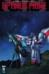 Optimus Prime #8 (Subscription Variant B)
